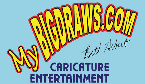 My Big Draws Caricature Entertainment